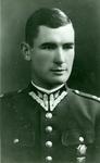 Wlodzimierz Birnbaum As A Cadet In Poland