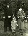 Stefan and Teodora Daszkiewicz With son Krzysztof