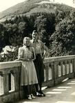 Włodzimierz Drzewieniecki, Anna Lisiewska on Bridge