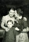 Elżbieta Bielska with Mother and Nephew