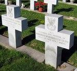 Graves Of Walter (Wlodzimierz) Drzewieniecki and Zofia Drzewieniecki