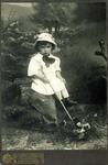 Wlodzimierz Drzewieniecki As A Child