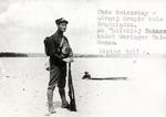 Cadet Waldemar Geringel at the Military Exercise Camp in Górna Grupa