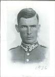 Cadet Officer Wlodzimierz Drzewieniecki
