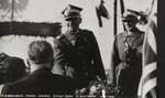 Marshall Edward Rydz-Śmigły and Division General Władysław Bortnowski