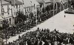 Polish Cavalry Regiment on Parade