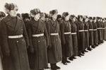 Russian Caps, British Coats