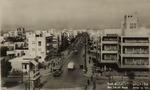 Postcard of A Street in Tel Aviv