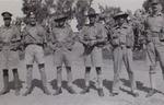 1st Lieutenant Włodzimierz Drzewieniecki with Students from Australia, New Zealand, and Other Countries
