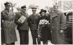 After Marriage of 2nd Lieutenant Józef Maciąg to Hanka Stafińska
