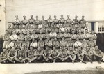 Students from the Third English Course at the British Army Junior Staff School Middle East