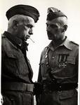 General Kazimierz Sosnkowski and Lieutenant General Władysław Anders