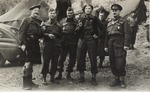 Group of Polish and British Officers