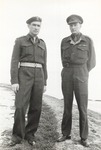 Captain Włodzimierz Drzewieniecki & Colonel Morley Griffith-Jones