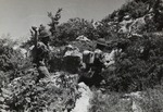 Polish Soldiers from the Polish II Corps Attacking German Forces at Monte Cassino
