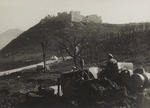 Preparation of the Military Cemetery at Monte Cassino for Burial of Soldiers