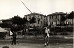 Javelin Throw, Polish II Corps Athletic Competition