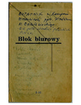 September 1939 Battlefield Notes by Walter Drzewieniecki