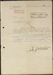 Letter from Heinrich Himmler by Heinrich Himmler