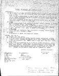 Top Secret Military Orders from Lieutenant-General Władysław Anders, with Handwritten Notes by Walter Drzewieniecki by Władysław Anders, Walter Drzewieniecki, and Kazimierz Wiśniowsk
