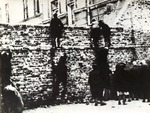 Polish Jewish Children Escaping from the Warsaw Ghetto