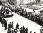 Polish People's Army Enters Chełmno