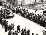 Polish People's Army Enters Chełmno