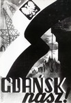 Polish People's Army Poster Celebrating the Capture of Gdansk from the Germans
