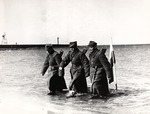 Ceremonial Planting of the Polish Flag in the Baltic