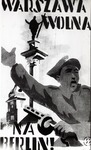 Polish Poster During the Offensive Against Germany