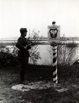 Polish Guard on the Oder River