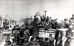 Polish People's Army Infantry Near Berlin