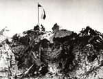 Polish Flag Being Planted by Soldiers of the Polish People's Army on the Ruins of Reichstag in Berlin