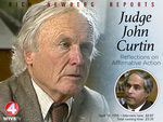 Judge John Curtin: Reflections on Affirmative Action by WIVB-TV