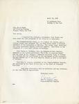 Correspondence; 1959-04-10