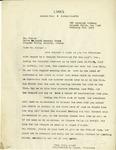 Event; EAC; 1953; Correspondence; 1953-02-02