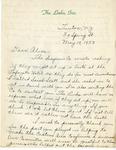 Event; EAC; 1953; Correspondence; 1953-05-19