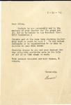 Event; EAC; 1953; Correspondence; 1953-07-13