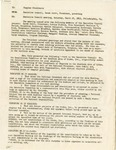 Minutes; Executive Council; 1953-03-28 by Links, Inc.