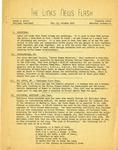 Newsletter; 1950-10