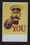 """Your Country Needs You!"" (1) by WWI Postcards from the Richard J. Whittington Collection"