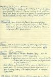 Handwritten Letter to Zofia Drzewieniecki Regarding YMCA Matters