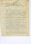 Copy of Letter from Zofia Drzewieniecki to Stanisław Chojnacki by Zofia Drzewieniecki