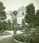 Zofia Krzyżanowska in Recanati Italy