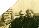 Maria Wiśniewska with Her Son, Stanisław Maciej Wiśniewski
