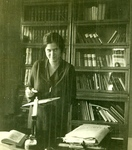 Zofia Wiśniewska at Her Office in the Polish Consulate General in Berlin