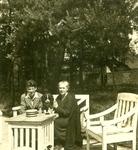 Stanisław Maciej Wiśniewski with His Mother Maria Wiśniewski