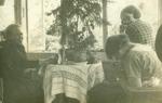 Maria Wiśniewska and Ewa Śliwinska at the Popławski/Wiśniewski Family Summer Home