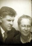 Tadeusz Wiśniewski and Mother Maria Wiśniewska