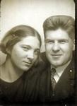 Tadeusz Wisniewski with His Wife Mira